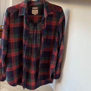 American Eagle super soft flannel button down